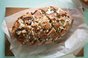 cheesy pull apart bread1