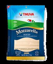 mozzarela sliced