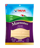 muenster sliced