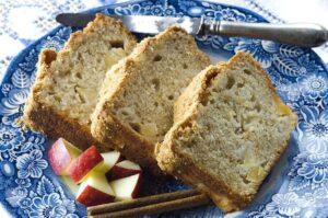 Cheesy Apple Cake