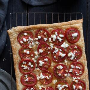 edited tomato tart