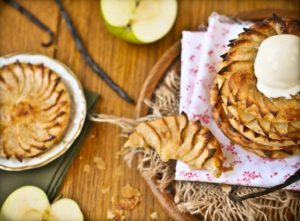 Puff Pastry and Apple Tart