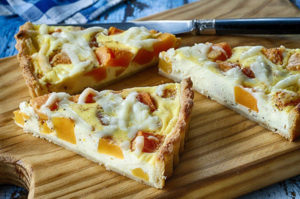 Pumpkin-and-cheese-crust-quiche