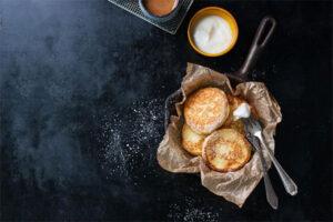 Cheese-Pancakes